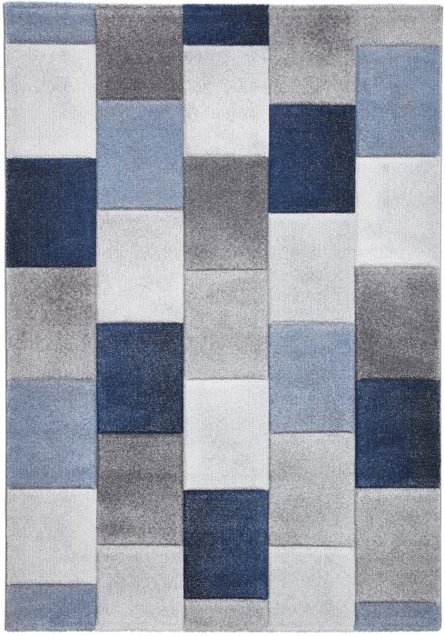 Brooklyn 21830 Grey.Blue _2 Rug