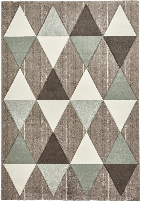 Brooklyn 21896 Beige.Green _2 Rug