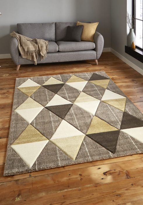 Brooklyn 21896 Beige.Yellow _9 Rug