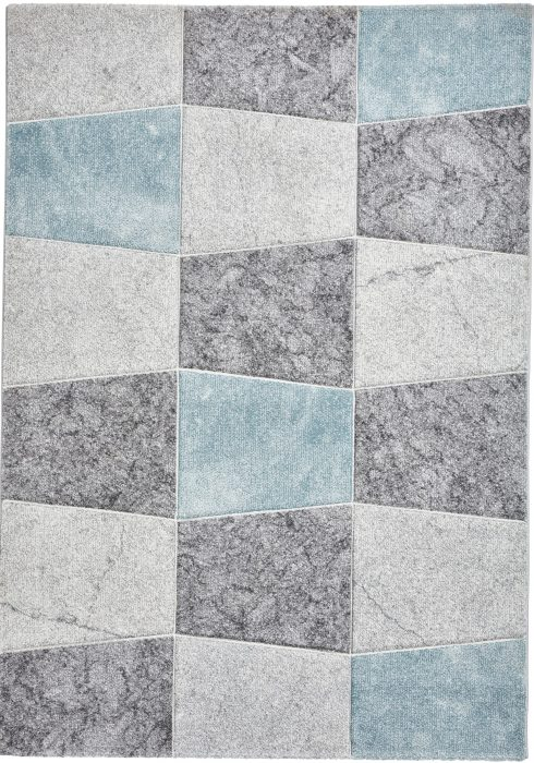 Brooklyn 22192 Grey.Blue _2 Rug