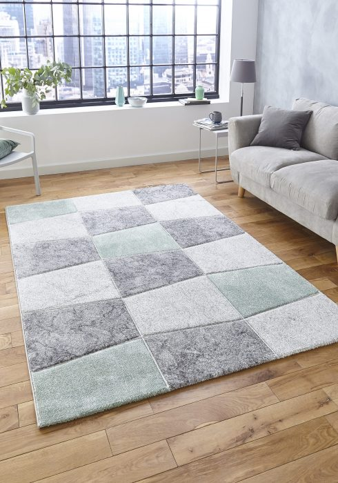 Brooklyn 22192 Grey.Green _9 Rug