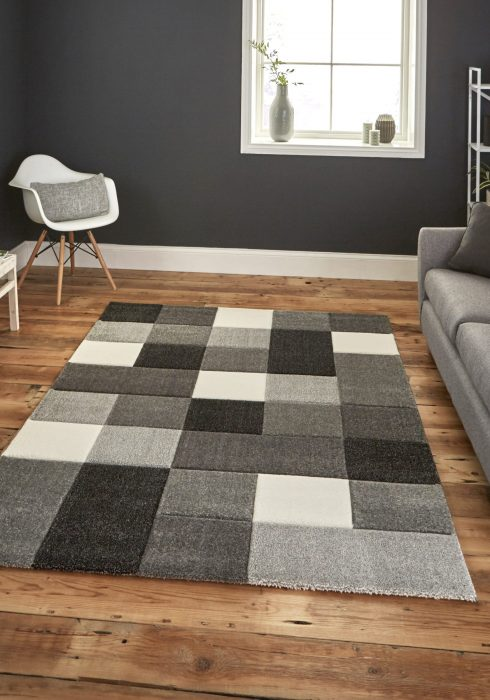 Brooklyn 646 Grey _9 Rug