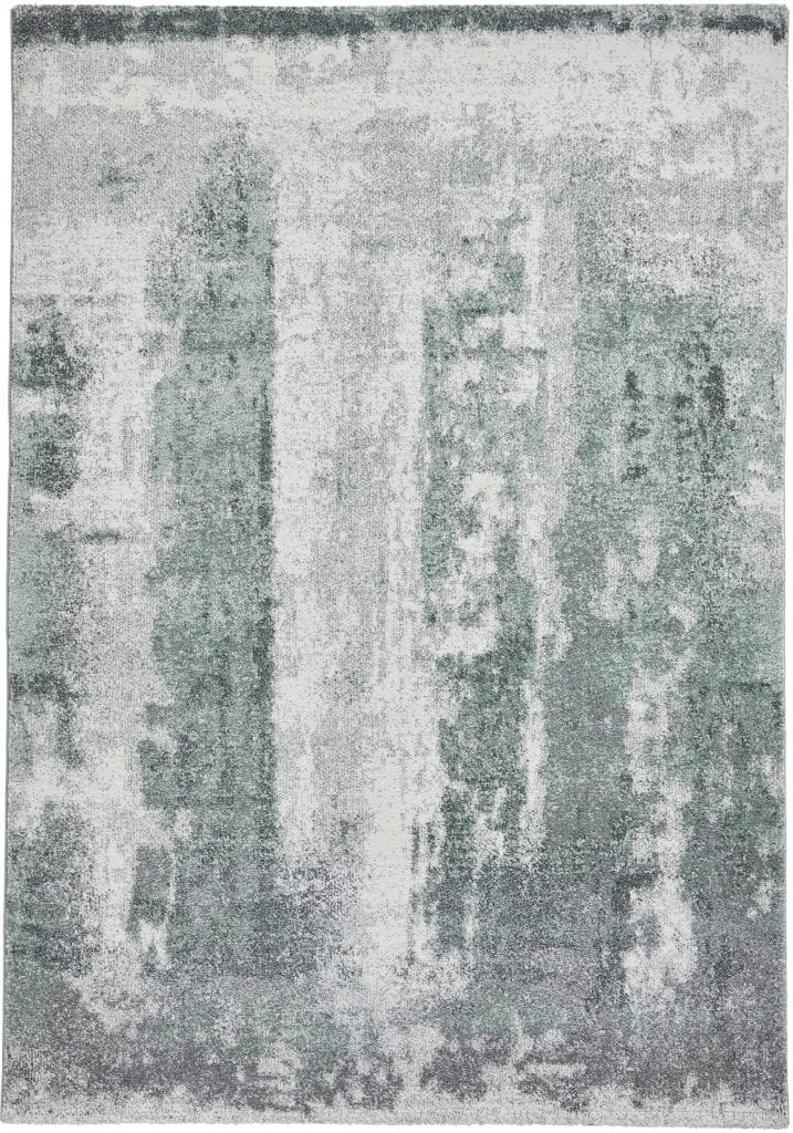 Brooklyn Rug Colour 8595 Ivory Green By Think Rugs Rugs Uk