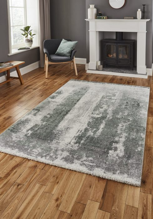Brooklyn 8595 Grey.Green _9 Rug