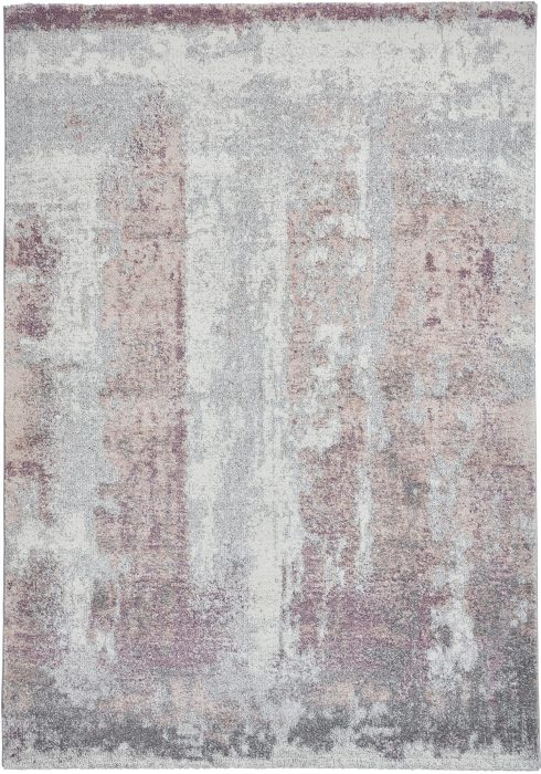 Brooklyn 8595 Grey.Rose _2 Rug