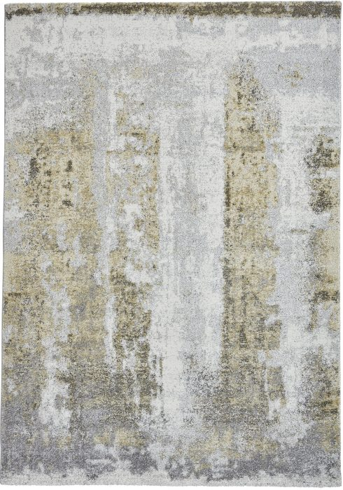Brooklyn 8595 Grey.Yellow _2 Rug