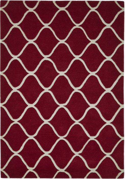 Elements EL 65 Red _2 Rug