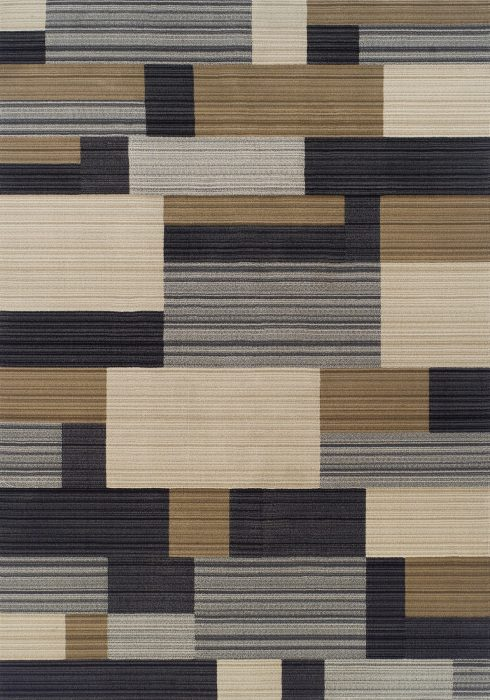 Florenza Rug by Oriental Weavers in 8021L Design; a machine-woven rug with a heat-set yarn to create a dense heavy pile