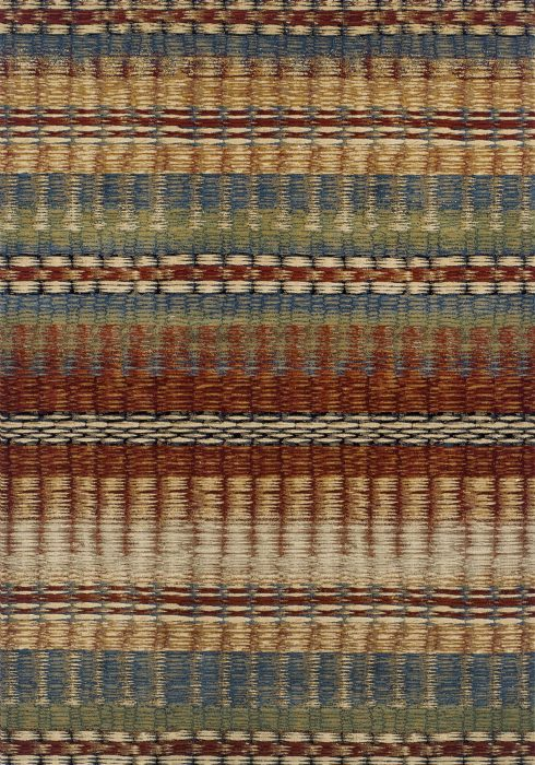 Florenza Rug by Oriental Weavers in 90X Design; a machine-woven rug with a heat-set yarn to create a dense heavy pile