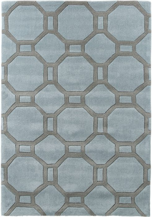 Hong Kong 4338 Blue.Grey _2 Rug