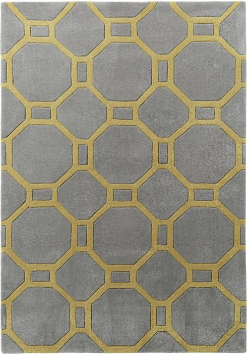 Hong Kong 4338 Grey.Yellow _2 Rug