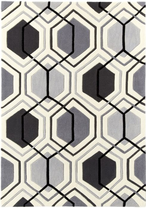 Hong Kong 7526 Grey _2 Rug
