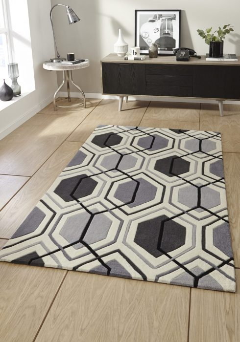 Hong Kong 7526 Grey _9 Rug