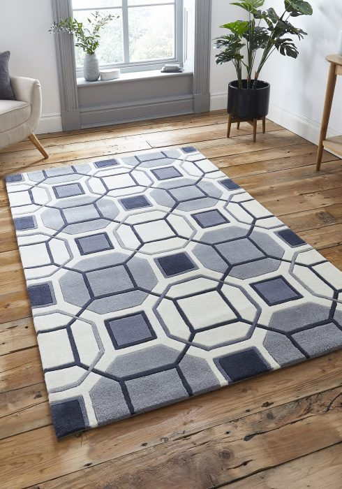 Hong Kong 9238 Ivory.Grey _9 Rug