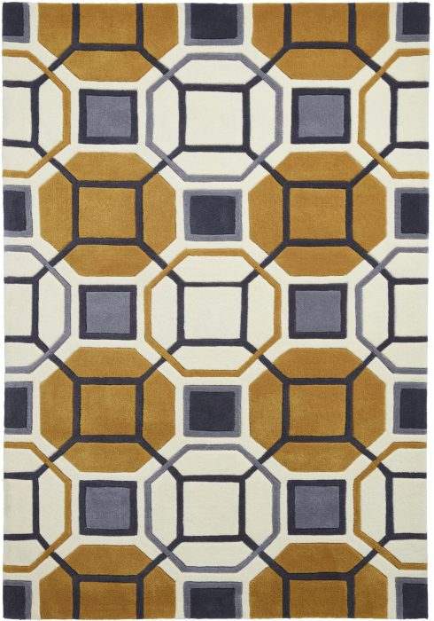 Hong Kong 9238 Ivory.Yellow _2 Rug