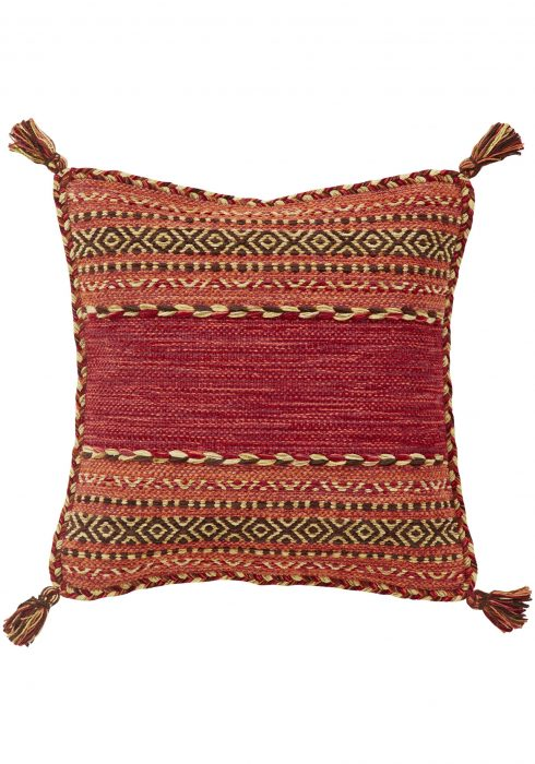 Kelim Red Cushion