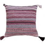 Kelim Stripe Pink Cushion
