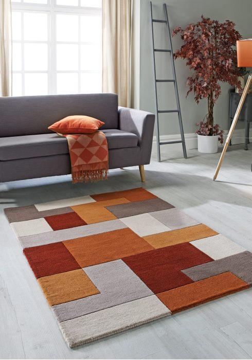 Lexus Terra rug roomshot
