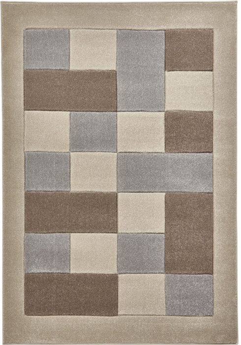 Matrix MT04 Beige Grey Rug