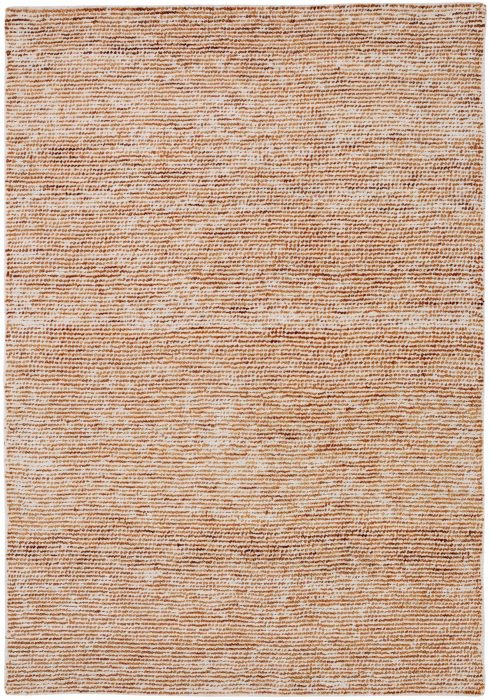 Milano Rug by Oriental Weavers in Terra Colour; its space-dyed felted yarn is woven throughout the cream tufted pile