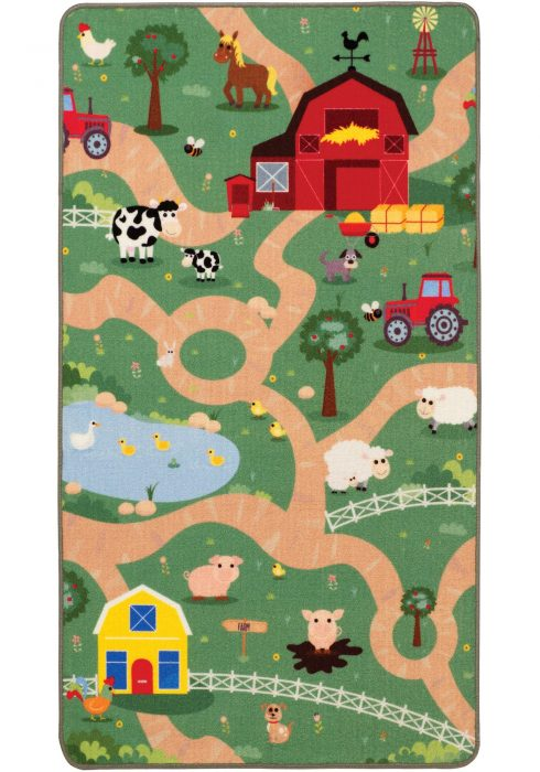 Playtime City & Farm Frontside Rug