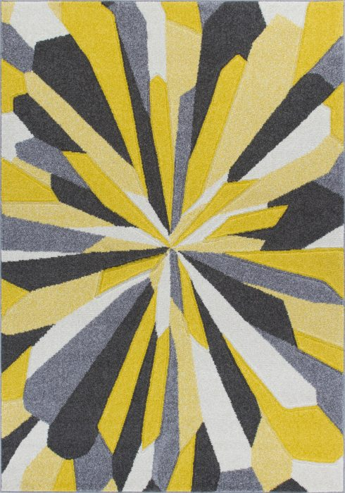 Portland Rug by Oriental Weavers in 3337A Design; machine woven with a hardwearing frisee pile