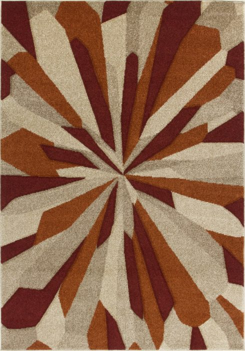 Portland Rug by Oriental Weavers in 3337E Design; machine woven with a hardwearing frisee pile