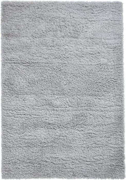 Repreve Recycled Shaggy Grey Rug
