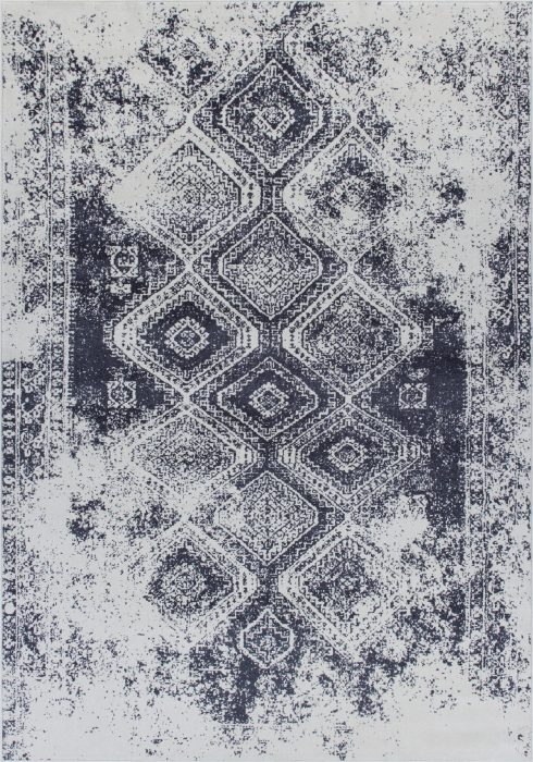 Richmond Rug by Oriental Weavers in 5996S Design; machine-woven in Egypt and constructed using a soft frisee yarn