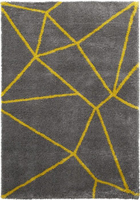 Royal Nomadic 5746 Grey Yellow Rug