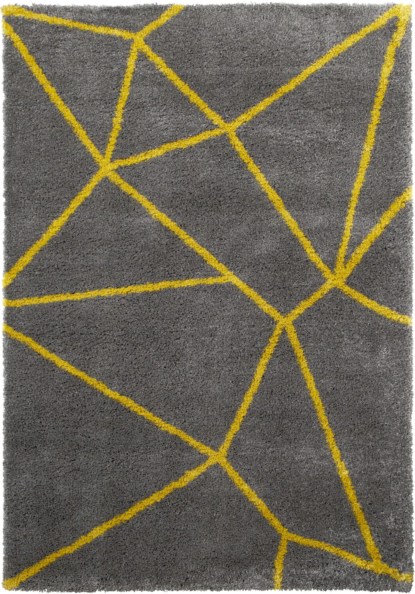 Royal Nomadic Rug Colour 5746 Grey Yellow By Think Rugs