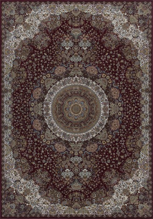 Tabriz Rug by Oriental Weavers in 2060R Design; has a traditional design, reminiscent of classic Persian and Oriental designs