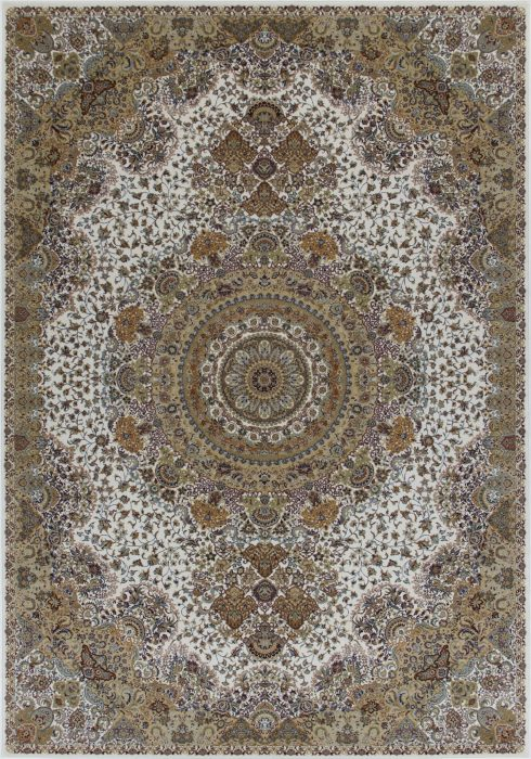 Tabriz Rug by Oriental Weavers in 2060Y Design; has a traditional design, reminiscent of classic Persian and Oriental designs