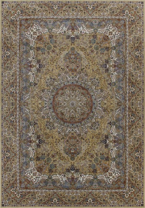 Tabriz Rug by Oriental Weavers in 5501J Design; has a traditional design, reminiscent of classic Persian and Oriental designs