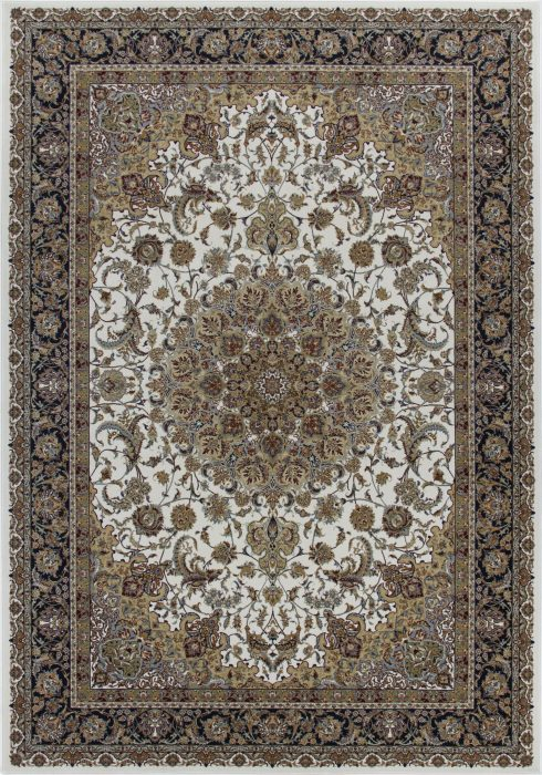 Tabriz Rug by Oriental Weavers in 5503W Design; has a traditional design, reminiscent of classic Persian and Oriental designs