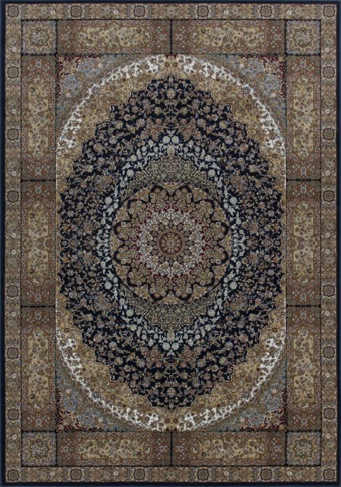 Tabriz Rug by Oriental Weavers in 5990K Design; has a traditional design, reminiscent of classic Persian and Oriental designs