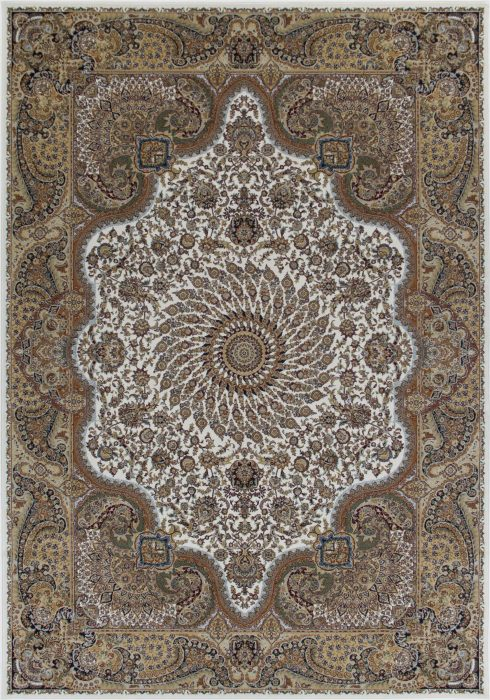 Tabriz Rug by Oriental Weavers in 70W Design; has a traditional design, reminiscent of classic Persian and Oriental designs