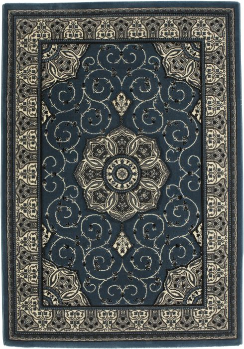 Heritage 4400 Dark Blue _2 Rug