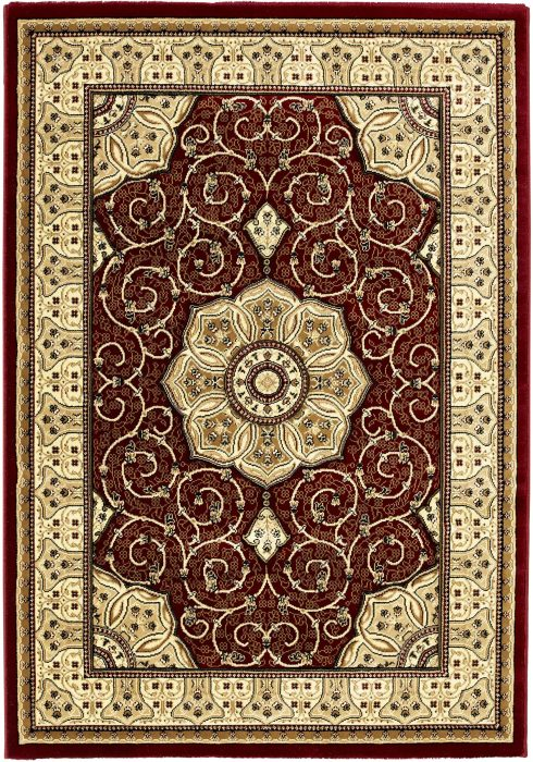 Heritage 4400 Red _2 Rug