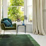 Ascot Green Rug Roomset