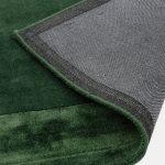 Ascot Green Rug Closeup