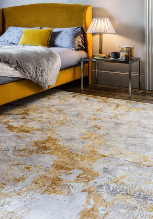 Astral AS09 Ochre Rug Roomset