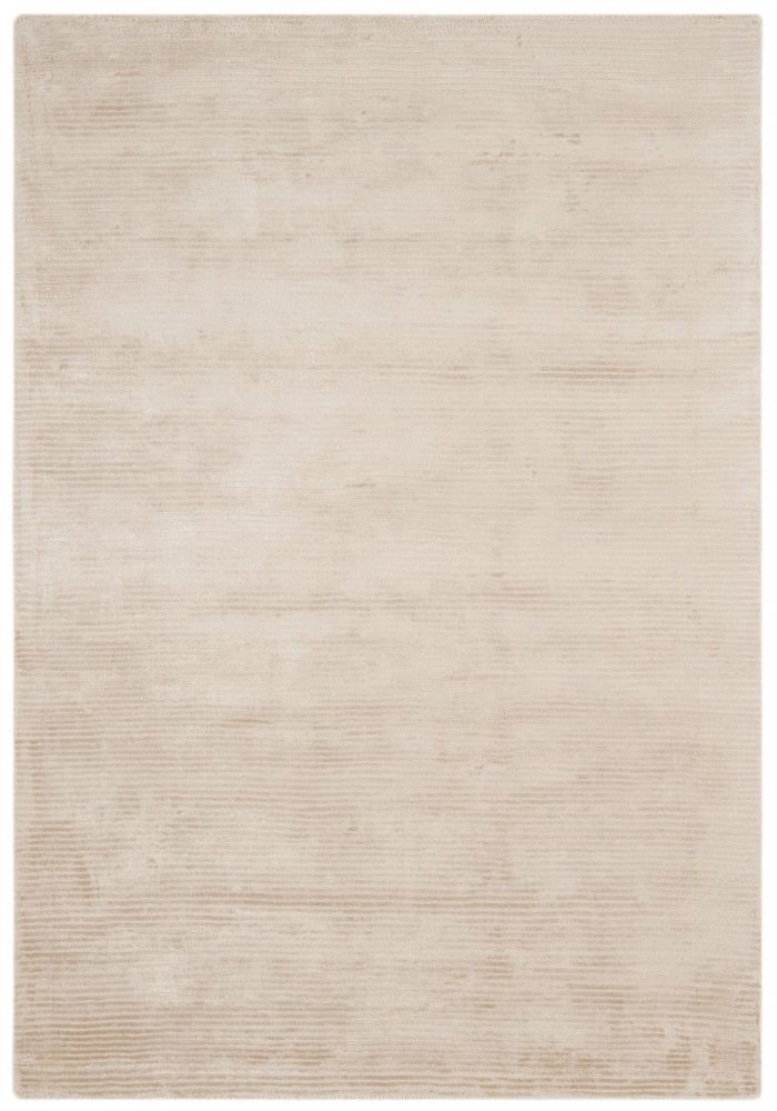 Bellagio Rug by Asiatic Carpets in Biscuit Colour; designed using cut & loop weaving techniques