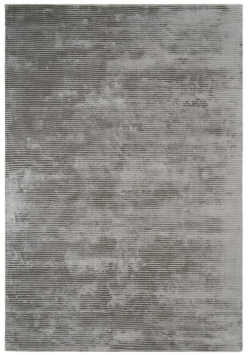 Bellagio Rug by Asiatic Carpets in Zinc Colour; designed using cut & loop weaving techniques