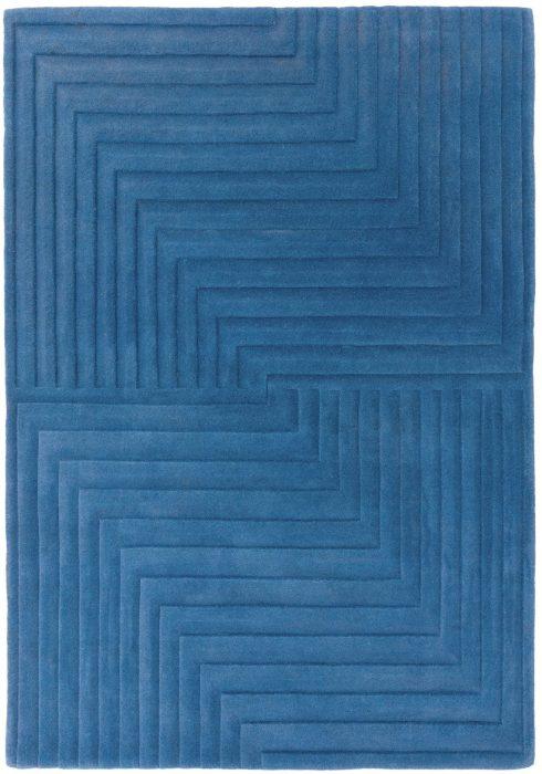 Form Blue Rug