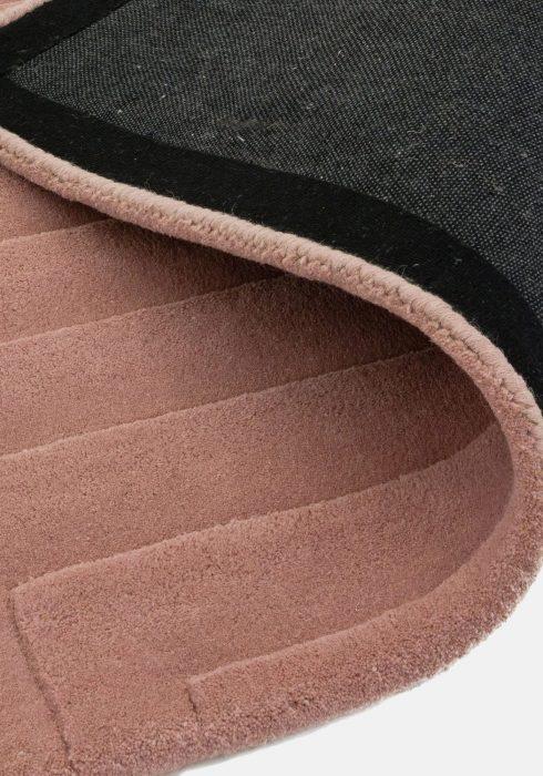 Form Pink Rug Closeup