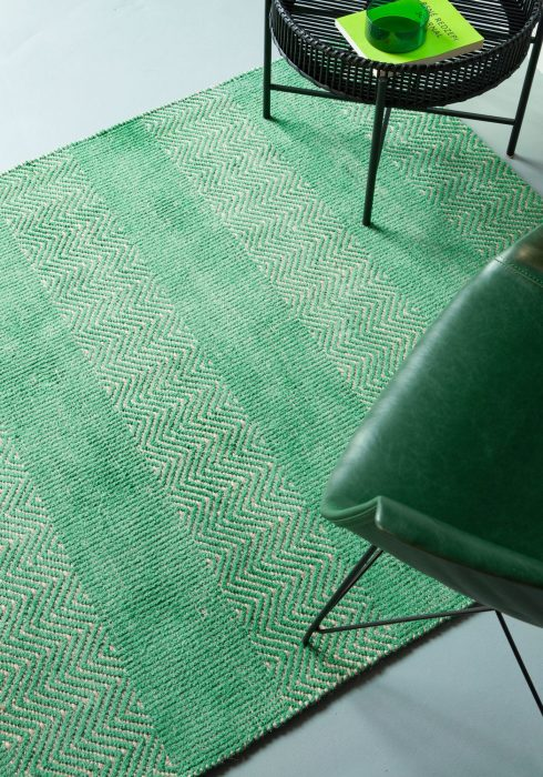 Ives Green Rug Roomset