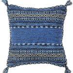 Kelim Blue Cushion