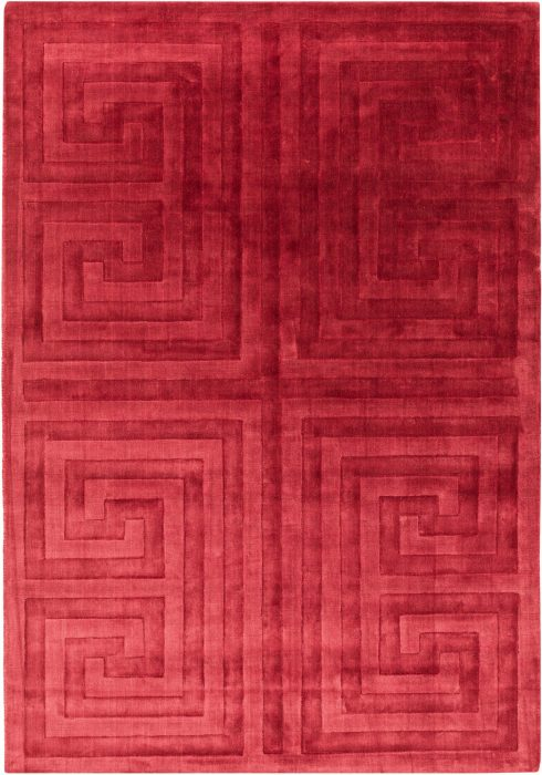 Kingsley Red Rug