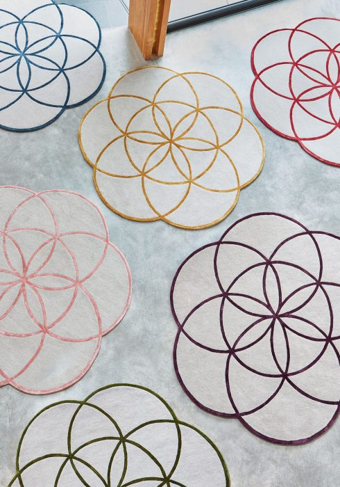 Lotus Group of Rugs